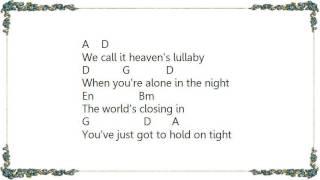 Chris Hillman - Heaven's Lullaby Lyrics