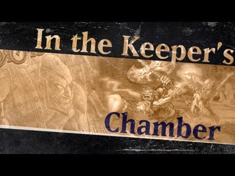 A Band of Orcs - In The Keeper's Chamber (Lyric Video)