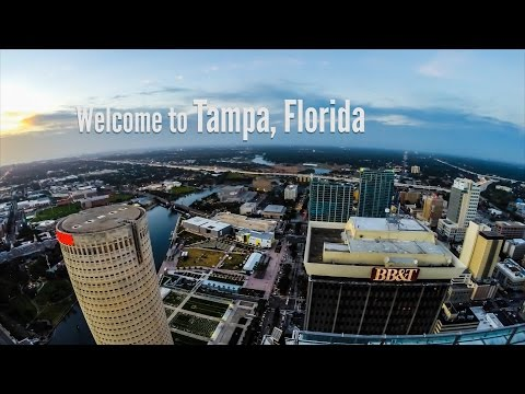 Video Welcome to Tampa, Florida - The Best City in the Nation