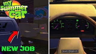TRAILER for VEHICLES - REMADE - My Summer Car #146 (Mod) - Radex