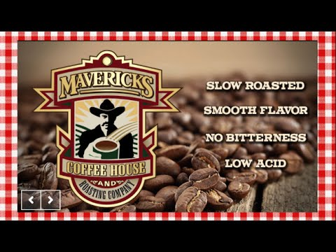 A Compendium of Coffee Featuring Mavericks Roasting Company