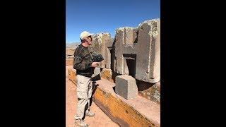 Recent Revelations At Puma Punku In Bolivia October 2018