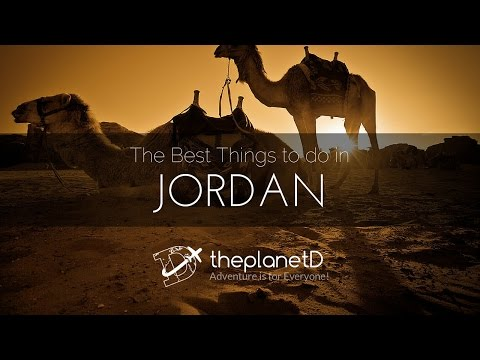 Video Top 5 Things to do in Jordan