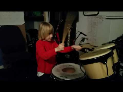 A talented 7 year old student