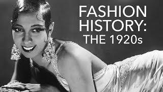 Fashion History 2: The Roaring Twenties