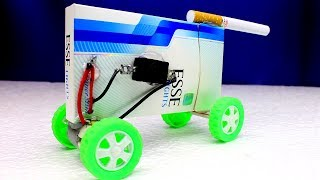 How To Make a Electric Toy Car Using Esse  Lights Box - Esse Light Box Car - mine car at home
