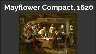 Mayflower Compact Explained
