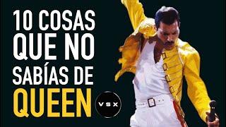 Lo que no sabías de Queen y Freddie Mercury