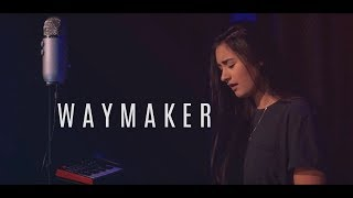 WAYMAKER  Worship Cover