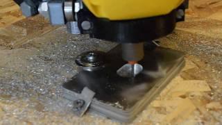 MPCNC Aluminum Test Cut - Thủ thuật máy tính - Chia sẽ kinh