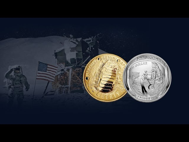 Apollo 11 Coins