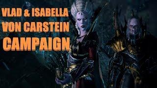 Vlad & Isabella Von Carstein Campaign Livestream - To Nagashizzar we go!