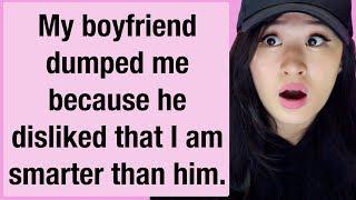My Boyfriend Dumped Me Confessions