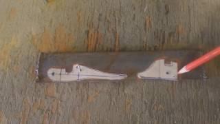 Как сделать спусковой механизм для подводного ружья. Часть 2.