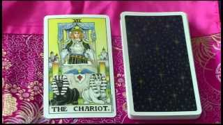 The Chariot Major Arcana #7 -  Meaning and Interpretation in a Tarot Reading