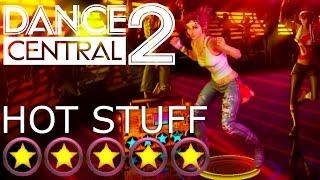 Dance Central 2 | Hot Stuff | 5 Gold Stars