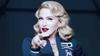 madonna : score : music video : 2018 :