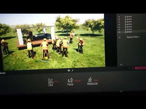Simulación Constructiva en Twinmotion 2019 - смотреть онлайн