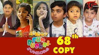 Fun Bucket JUNIORS | Episode 68 | Kids Funny Videos | Comedy Web Series | By Sai Teja - TeluguOne