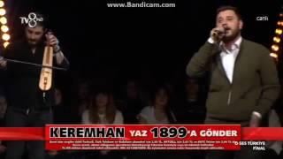 KeremHan Özdemir Ağlatan Final Performansı