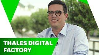 Comment Thales crée de la valeur avec sa Digital Factory ?