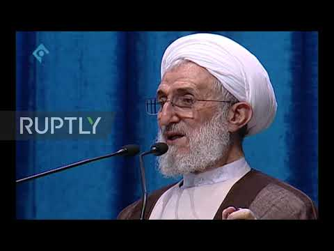 Iran: UK's seizing of oil tanker 'will be answered by a slap' – Top cleric