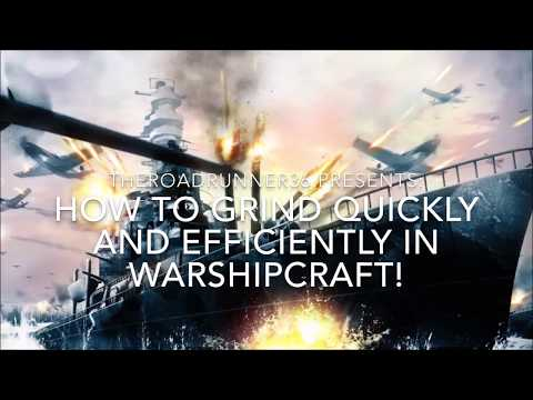 Warshipcraft : How to Make Money SUPER FAST