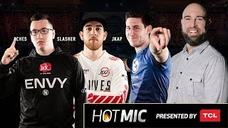 Hot Mic | Champs