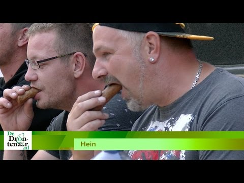 Flintstones, Bremerbaai en IJsvogel stemmen feesten in Biddinghuizen op elkaar af