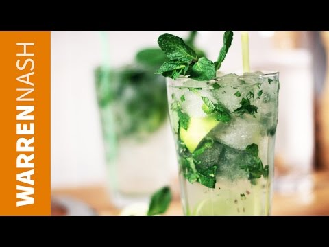 Mojito Recipe – An easy Cocktail – Recipes from FitBrits.com