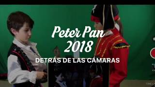PETER PAN 2018 -  Detrás de las cámaras