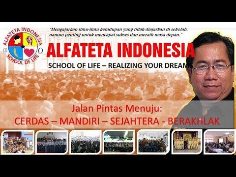 PROFIL PELATIH ALFATETA BAMBANG PRAKUSO