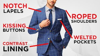 What to look for in a custom suit