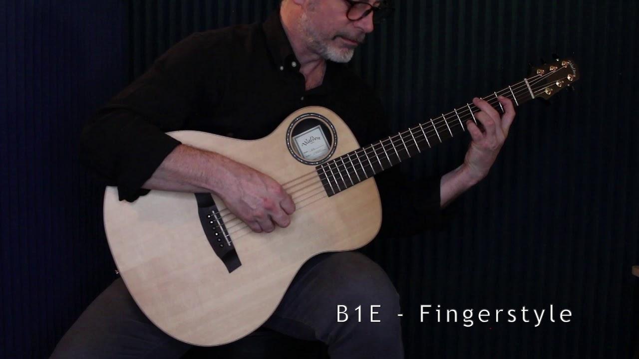 B1E - Sound Clip: Fingerstyle