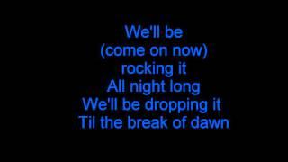 Rock it Til You Drop It Lyrics by Fefe Dobson