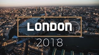 Welcome to London - 2018
