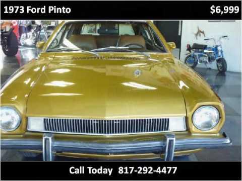 Video of '73 Pinto - J0E5