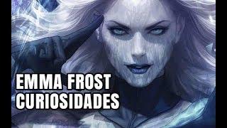 10 Curiosidades Sobre Emma Frost | Comicultura