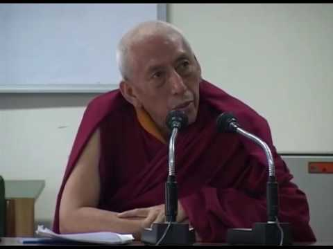 Prof. Samdhong Rinpoche's Lecture on Buddhism in Hindi
