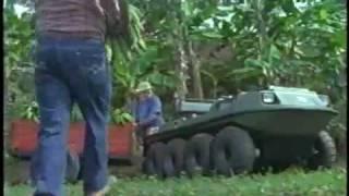 Vehículo Anfibio ARGO 8x8 - El mejor  Vehículo Anfibio todo terreno - ARGO ATV