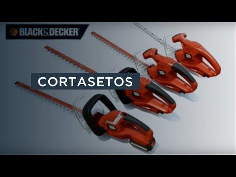 Nuevos Cortasetos - BLACK+DECKER