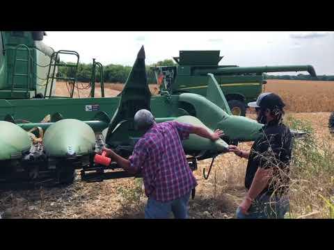 Kimbrell Farms Corn Harvest 2018