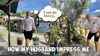 HOW MY HUSBAND IMPRESS ME | FILIPINA DANISH COUPLE