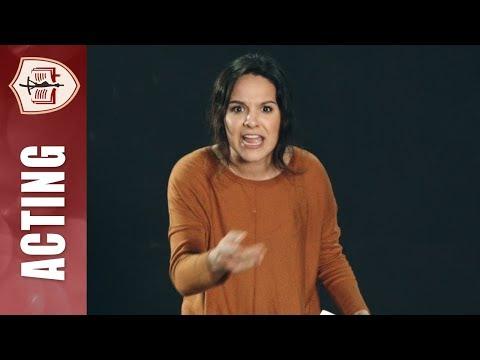 Lady Macbeth Provokes Macbeth | Class Performance