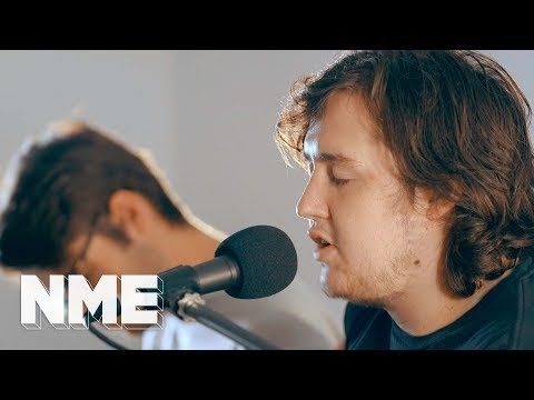 Modern Baseball, 'Just another face' - NME Basement Sessions