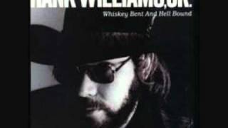 Hank Williams Jr - Outlaw Women
