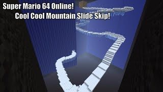 Super Mario 64 Online - Can all the characters do the Cool Cool Mountain Skip?   Kholo.pk