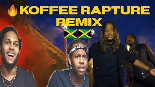 "That Reggae Boy ""Rapture"" ""Remix"" Koffee X Govana Reaction Video"