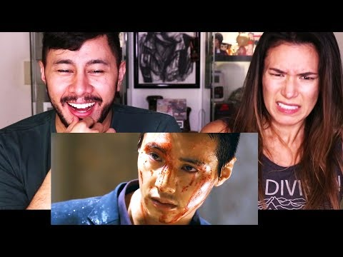 THE MAN FROM NOWHERE | Korean Movie | Final Fight Scene Reaction w/ Megan Le!