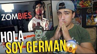 Hola Soy German.- Zombies│ MEXICANO REACCIONA A HOLASOYGERMAN